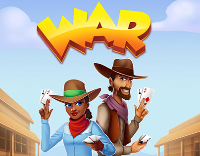 2D Animations for game WAR