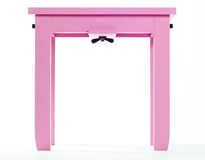 benchlet_pussyhat pink