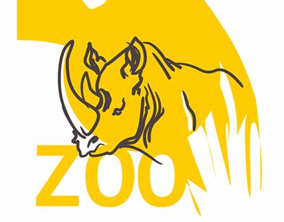 """Логотипы для зоомагазина """"ZOO"""""""