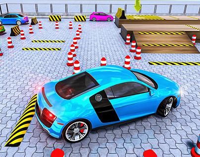 Advance Car Driving Game