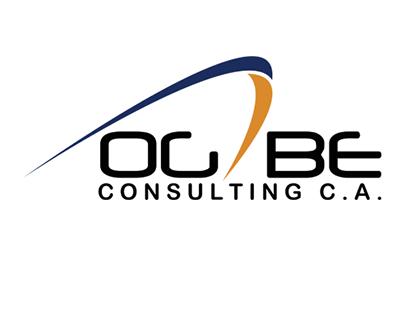 Diseño de Emblema OG-BE Consulting
