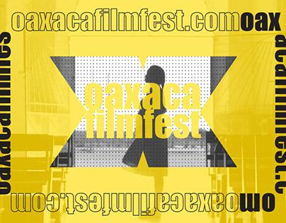 Oaxaca Film Fest/ In Theater Promo Ad