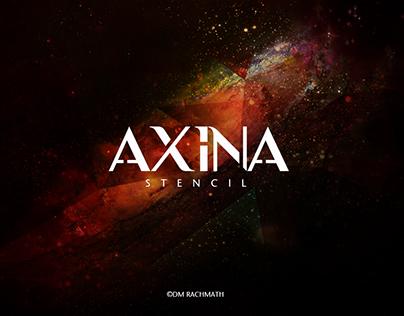 AXINA TYPEFACE
