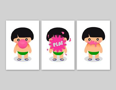 CHUPA CHUPS - Bubble Game