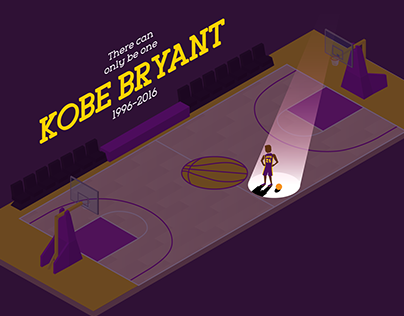 An Isometric Farewell for Kobe Bryant