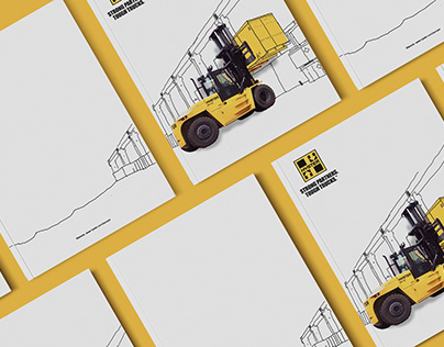 Hyster - product catalogue