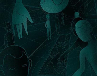 Los dark rooms de Barcelona