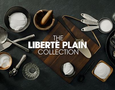 THE LIBERTÉ PLAIN COLLECTION