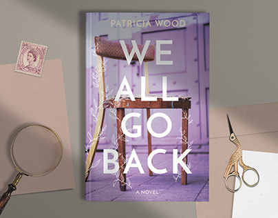 WE ALL GO BACK Book Cover Concepte