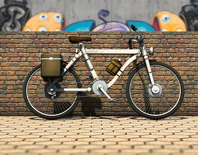 Cricket™ Concept e-Bike