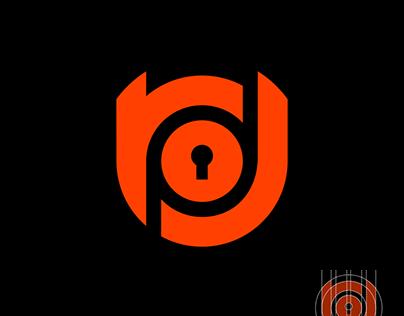 RJ lock logo