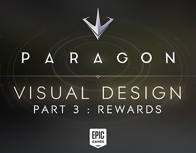 Paragon: UI/UX Design : Rewards