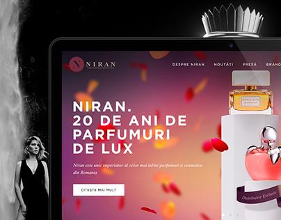 Niran website