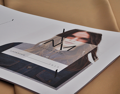 Lookbook Negromate - Editorial branding