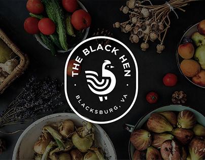 The Black Hen Restaurant Redesign