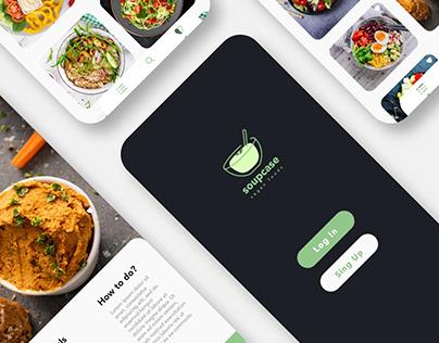 Soupcase App - UX/UI Design