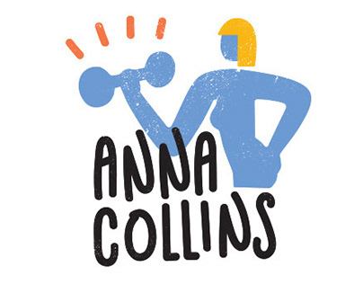 Anna Collins - Personal Trainer // Branding