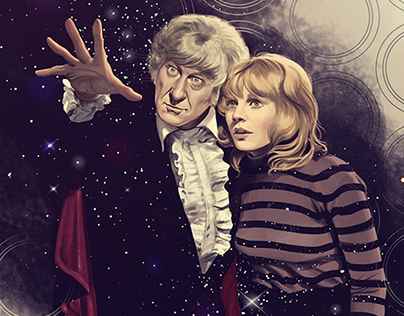 Third Doctor Cover Art