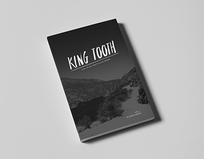 King Tooth Vol. 1 Photo Book