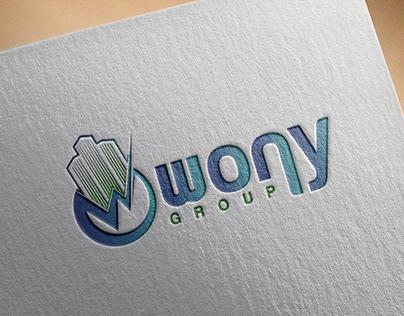Logo for Wony Group Company