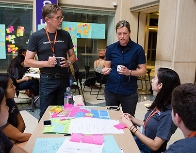 Beyond Students: The Role of Mentors and Partners