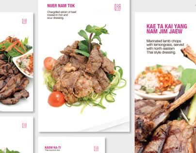 Ora Food Photography, 2012