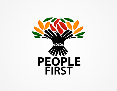 People First - Visual Identity