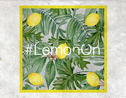 The Lemon Tree & Co. #LemonOn