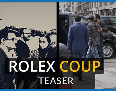 ROLEX COUP - Release Ankündigung | Teaser