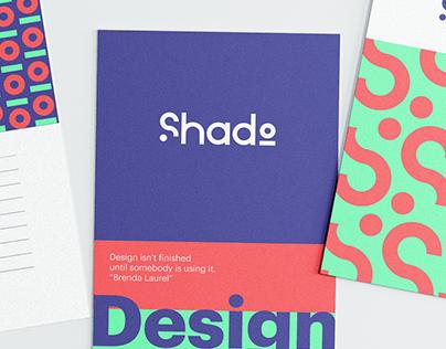Shado brand design