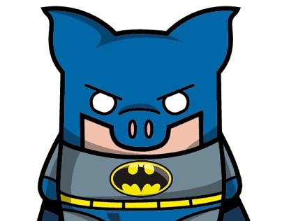 Batmanpig