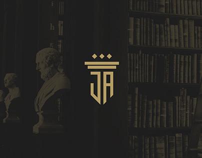 Jasmin Abdagić - Lawyer Brand Identity