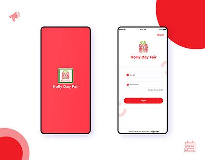 Holly Day Fair App