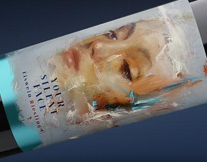 Pictorial design of signature wine bottles