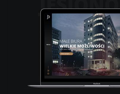 UI Design - Jesionowa Business Point