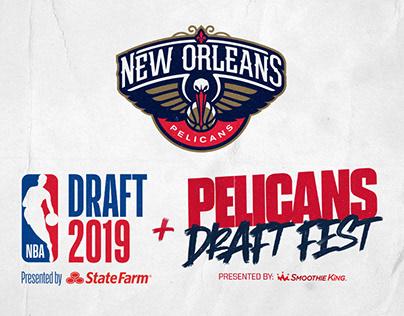 2019 NBA Draft + Pelicans Draft Fest