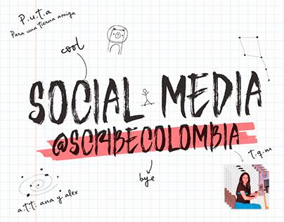 SOCIAL MEDIA SCRIBE