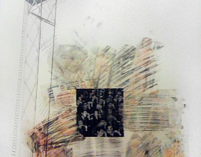 Mixed Media / Transfer Paintings - 2010