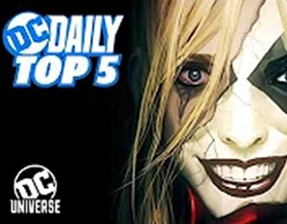 Oscar Wins + All New Harley Quinn Comic