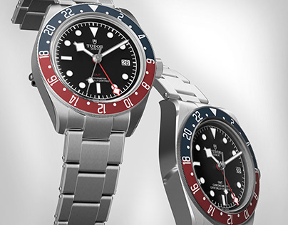 Tudor BB 58 GMT