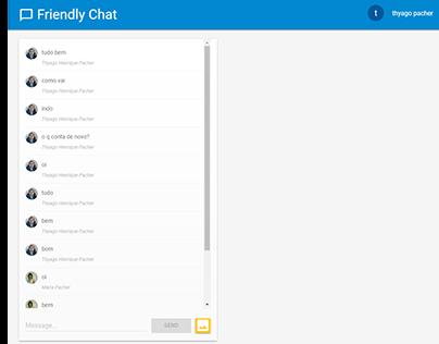 Chat usando firebase