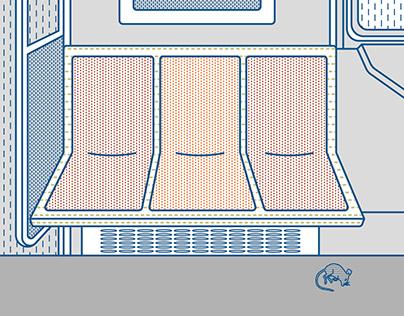 Subway | Illustration