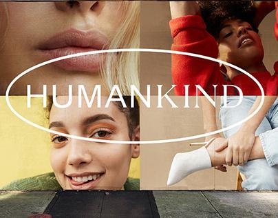 Humankind - Brand identity & Web