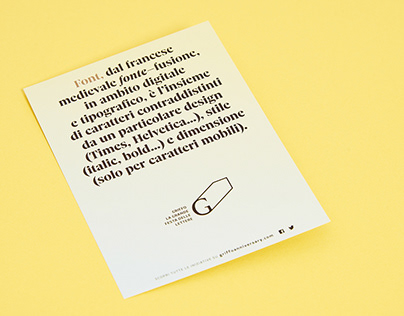 Griffo The Great Gala of Letters