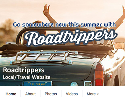 Social Media Campaign Mockup | Roadtrippers