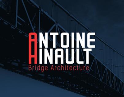 Antoine Hinault Bridge Architecture Corporate Identity