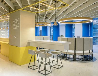 LEEGE Office Space