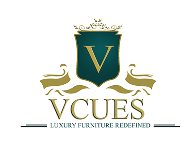 Vcues Logo Design