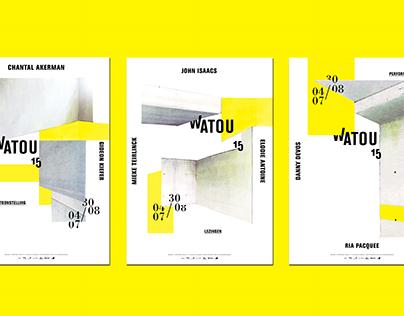 Watou | POSTER&BROCHURE