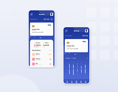 Bank Account App